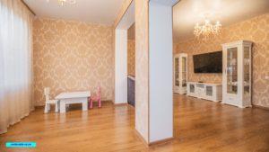 Фото гостиной для прекрасной рекламы дома