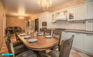 Фото кухня загородный дом в Марушкино продажа