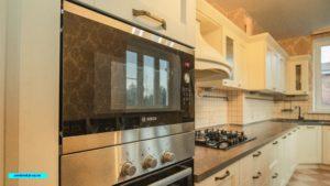 Фото кухня загородного дома прекрасный снимок