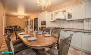 Фото интерьер кухни в новом доме для рекламы