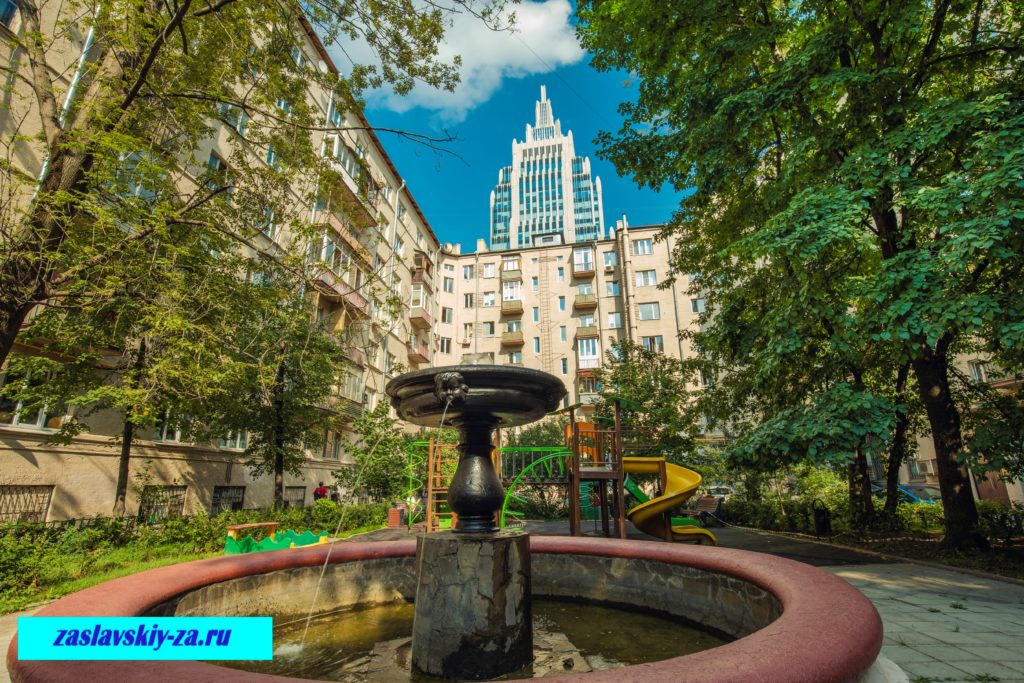 Купить квартиру на улице Фадеева