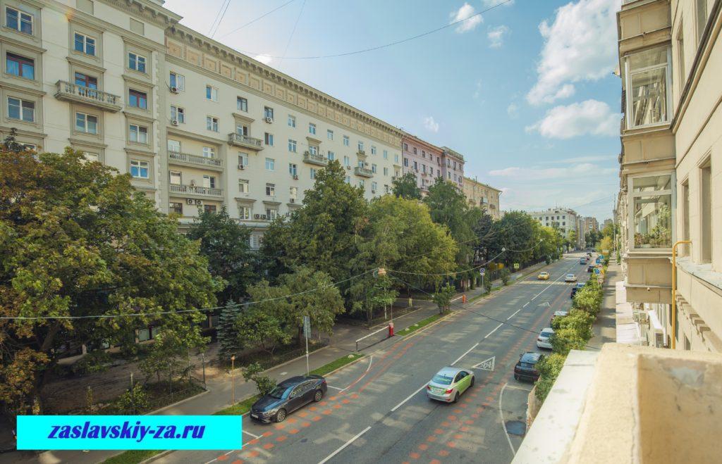 Как купить квартиру в центре Москвы